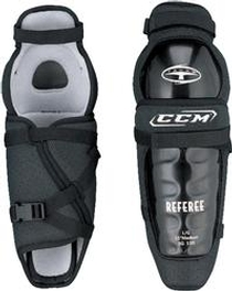 CCM SG100 Referee Sr. Shin Guards