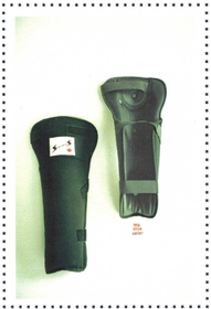 Steven Officials Shin Guards