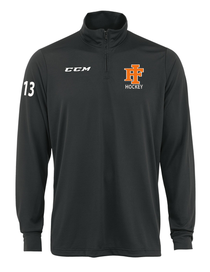 Idaho Falls CCM 1/4 Zip Tech Top